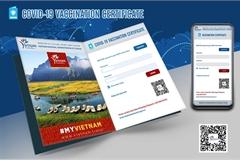 Vietnam develops digital certification for vaccinated arrivals