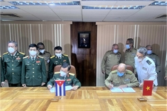 Cuba's defence ministry donates 150,000 COVID-19 vaccine doses to VN