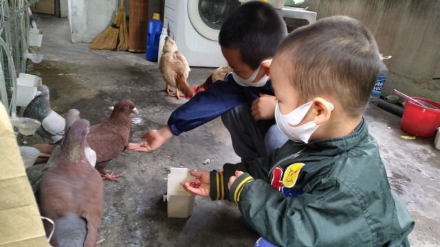 Millions of kids find creative ways to keep busy during coronavirus break