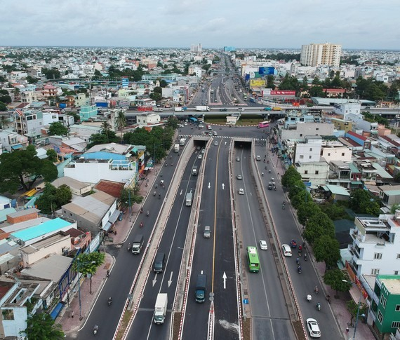 HCM City to complete major transport projects atgateways by 2025