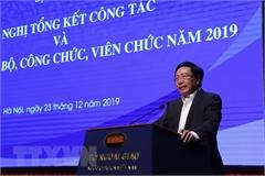 Vietnam's diplomacy achievements in 2019