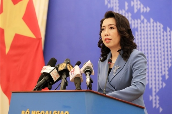 VN 'seriously concerned' about Myanmar situation, asks for safeguarding of its citizens