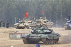 Vietnam triumphs in Tank Biathlon of 2020 Army Games