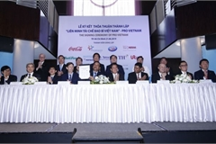 Nine companies launch Packaging Recycling Organisation Vietnam