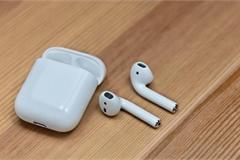 Apple thống trị thị trường tai nghe không dây năm 2019