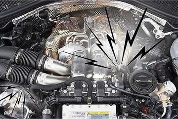 Các lỗi thường gặp trên ô tô đời mới nên biết