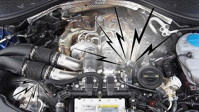 Những lỗi thường gặp trên xe ô tô đời mới cần biết tránh tổn thất nặng về sau