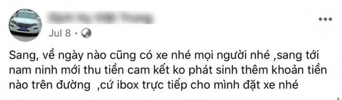 Giật mình với những quảng cáo đưa người qua biên giới Việt - Trung trốn cách ly trên mạng xã hội - ảnh 2