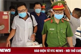 Nguyên Phó Chủ tịch Khánh Hòa nhập viện trước khi bị bắt giam