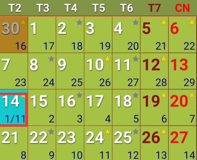 Tranh cãi 'hôm nay là 30/10 hay 1/11 Âm lịch': Chuyên gia lý giải - 2