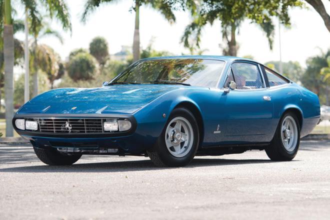 Những mẫu Ferrari bị lãng quên - 1