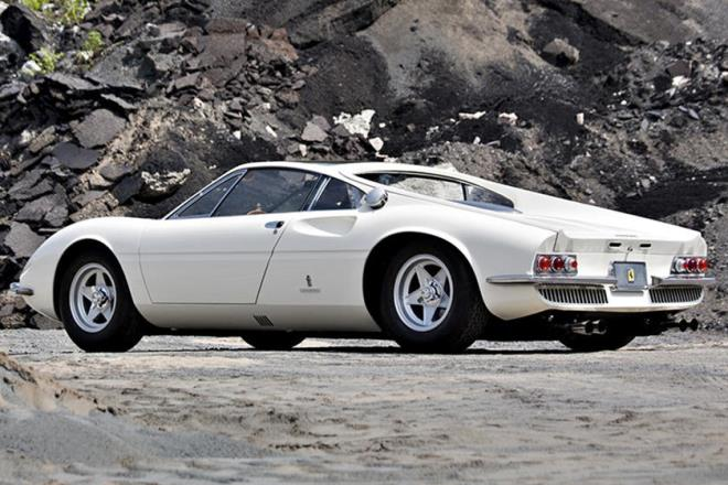Những mẫu Ferrari bị lãng quên - 3