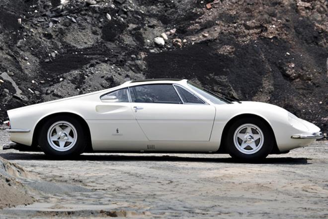 Những mẫu Ferrari bị lãng quên - 4