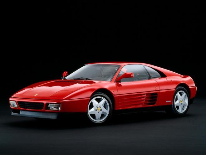 Những mẫu Ferrari bị lãng quên - 6