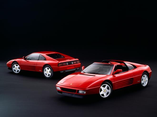 Những mẫu Ferrari bị lãng quên - 5