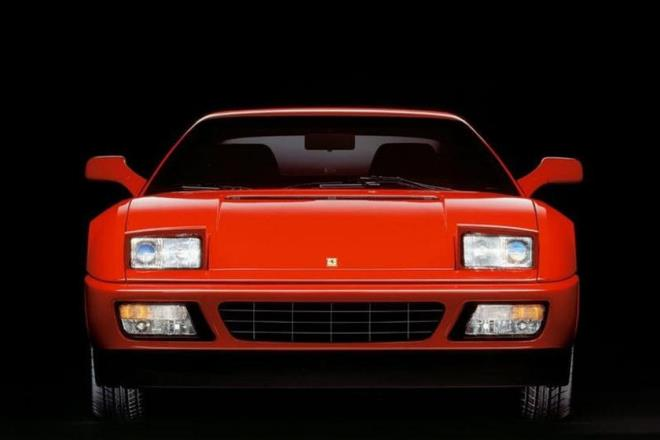 Những mẫu Ferrari bị lãng quên - 7