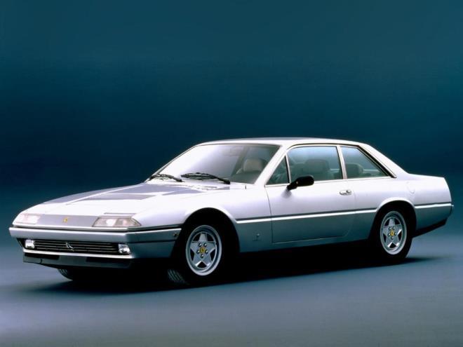 Những mẫu Ferrari bị lãng quên - 12