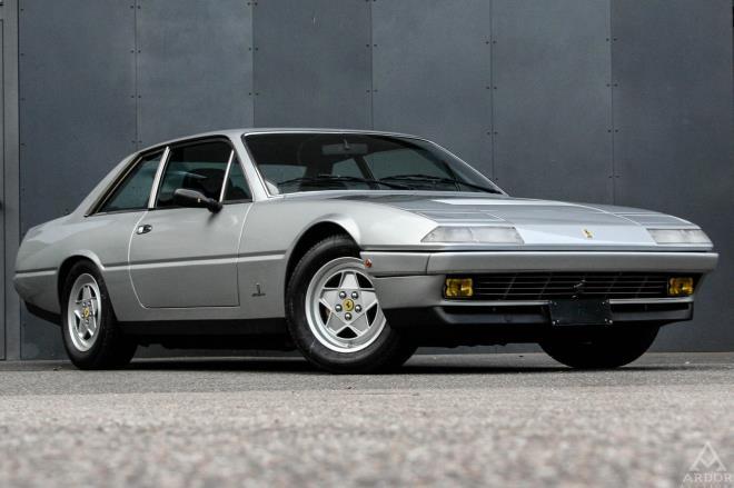 Những mẫu Ferrari bị lãng quên - 11