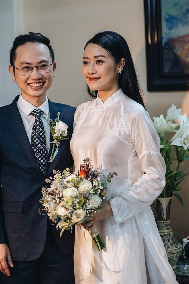 MC Phí Linh: Giao thừa, thương bố mẹ đón Tết xa con - 3