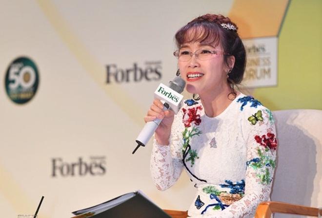 10 nữ doanh nhân thành đạt nhất Việt Nam: Những bóng hồng không hề 'mềm yếu' - 1