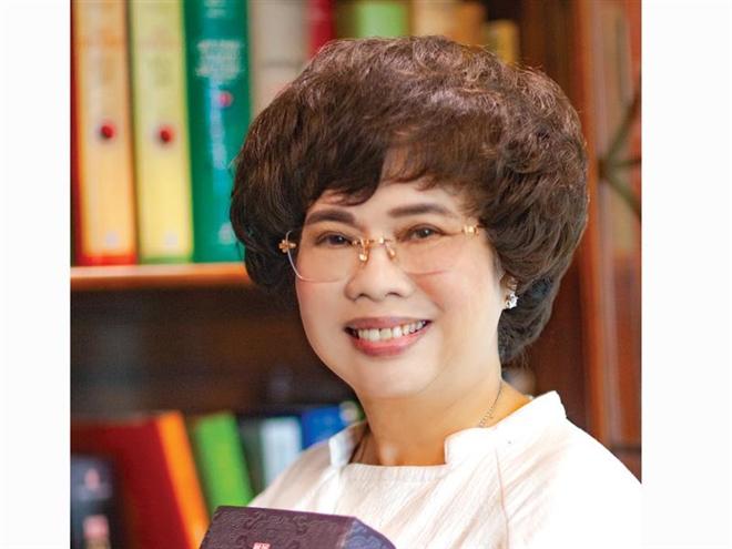 10 nữ doanh nhân thành đạt nhất Việt Nam: Những bóng hồng không hề 'mềm yếu' - 3