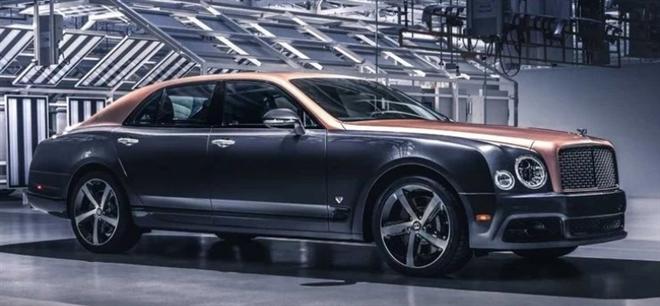 5 mẫu ô tô hạng sang, vượt trội Rolls-Royce - 2