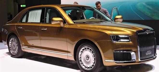 5 mẫu ô tô hạng sang, vượt trội Rolls-Royce - 3