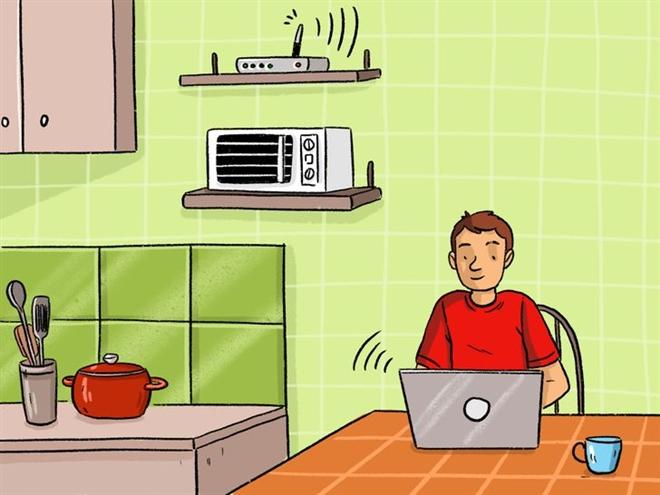 8 'thủ phạm' khiến wifi nhà bạn hoạt động kém - 8