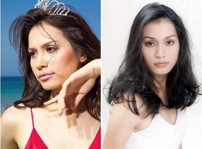 Hoa hậu Ngọc Khánh: U50, tóc bạc vẫn cuốn hút ánh nhìn - 3