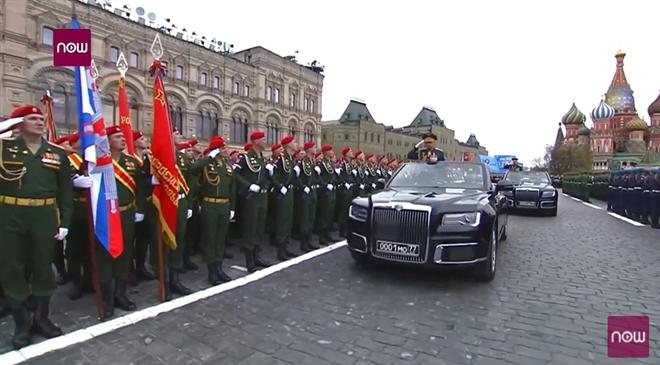 Nga duyệt binh kỷ niệm 76 năm Ngày chiến thắng 9/5 - 30