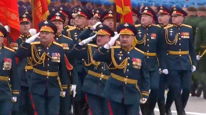 Nga duyệt binh kỷ niệm 76 năm Ngày chiến thắng 9/5 - 20