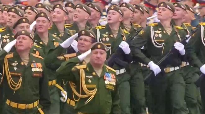 Nga duyệt binh kỷ niệm 76 năm Ngày chiến thắng 9/5 - 21