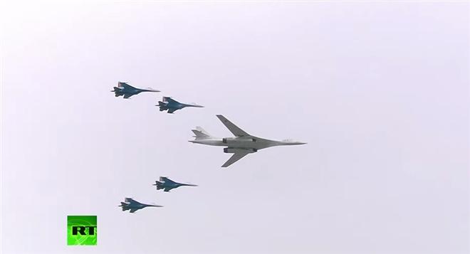 Nga duyệt binh kỷ niệm 76 năm Ngày chiến thắng 9/5 - 9