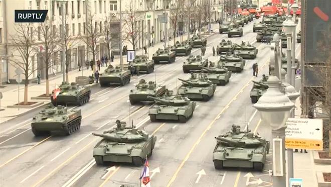 Nga duyệt binh kỷ niệm 76 năm Ngày chiến thắng 9/5 - 42