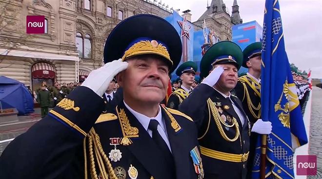Nga duyệt binh kỷ niệm 76 năm Ngày chiến thắng 9/5 - 34
