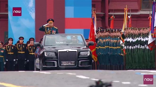 Nga duyệt binh kỷ niệm 76 năm Ngày chiến thắng 9/5 - 36