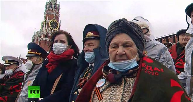 Nga duyệt binh kỷ niệm 76 năm Ngày chiến thắng 9/5 - 29