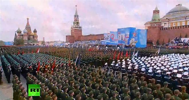 Nga duyệt binh kỷ niệm 76 năm Ngày chiến thắng 9/5 - 28