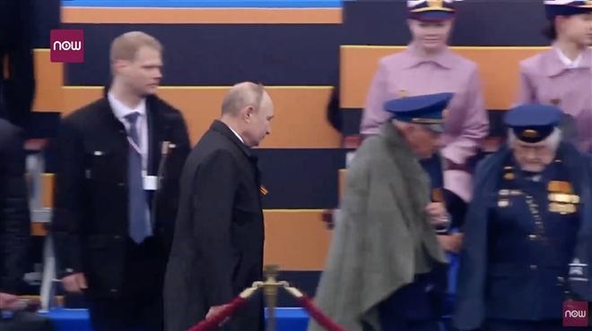 Nga duyệt binh kỷ niệm 76 năm Ngày chiến thắng 9/5 - 37