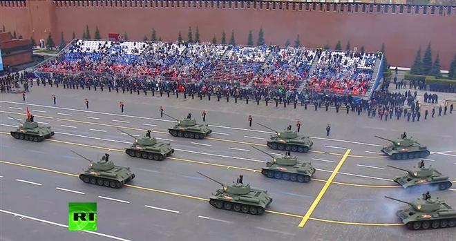 Nga duyệt binh kỷ niệm 76 năm Ngày chiến thắng 9/5 - 18