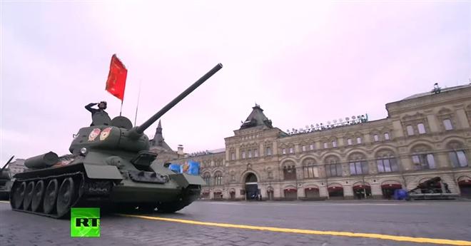 Nga duyệt binh kỷ niệm 76 năm Ngày chiến thắng 9/5 - 19