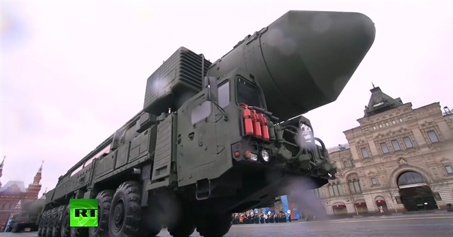 Nga duyệt binh kỷ niệm 76 năm Ngày chiến thắng 9/5 - 5