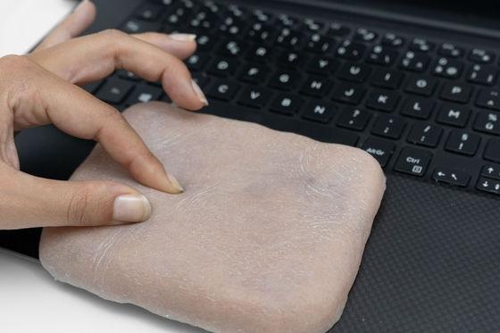 'Ốp lưng da người' - Sáng chế công nghệ rùng rợn có thể cảm nhận cù lét, cấu véo - 9