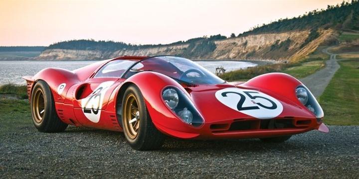 Những chiếc xe Italy đẹp nhất mọi thời đại - 2
