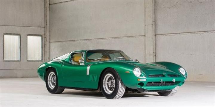 Những chiếc xe Italy đẹp nhất mọi thời đại - 5