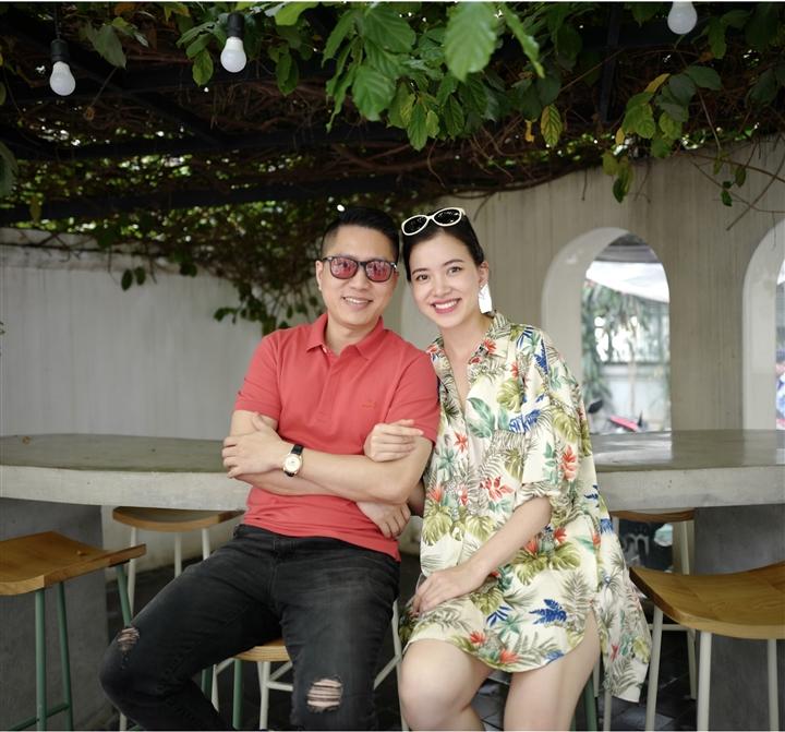 MC Hà Thanh Vân lấy chồng doanh nhân hơn 12 tuổi - 2