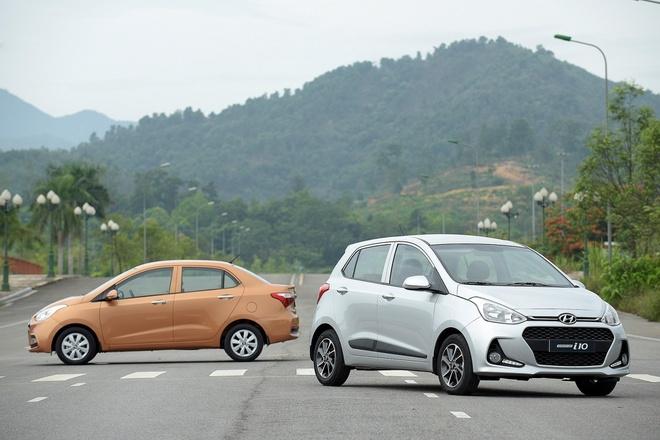 Ô tô cỡ nhỏ bình dân nào mạnh nhất tại Việt Nam? - 1