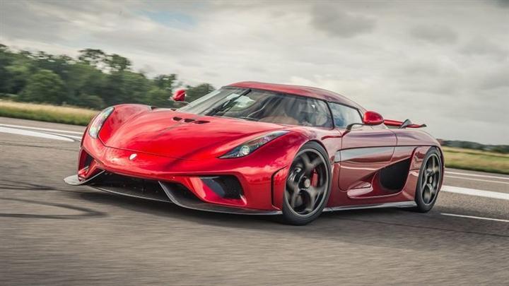 5 mẫu xe hybrid nhanh nhất - 1