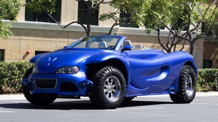 5 chiếc ô tô siêu kỳ lạ - 5
