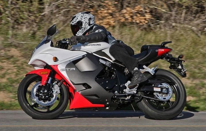 6 mô tô thể thao tốt nhất cho người mới lái - 6
